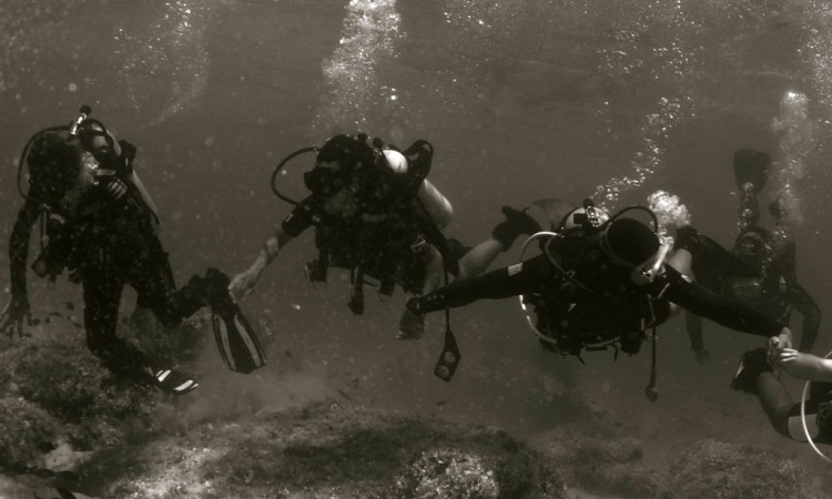 Scuba Diving Halkidiki