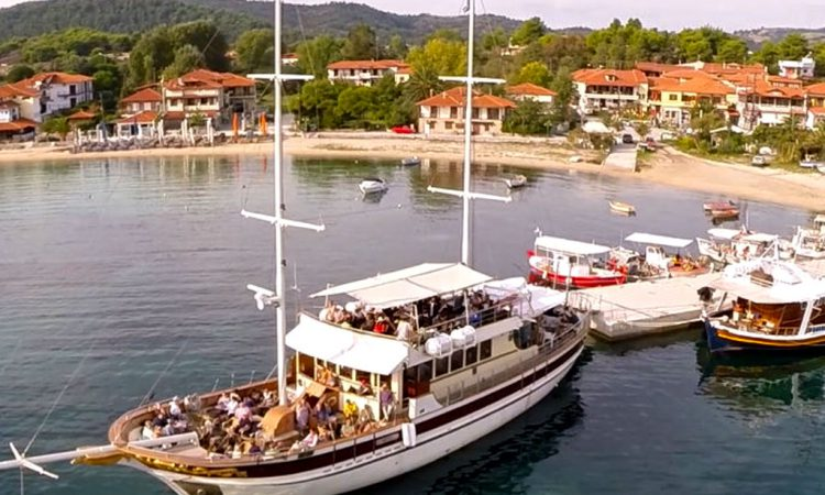 Mount Athos Cruises in Halkidiki